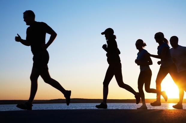 ¡Corre mejor practicando Pilates!