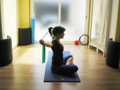 Flexibilización del pectoral
