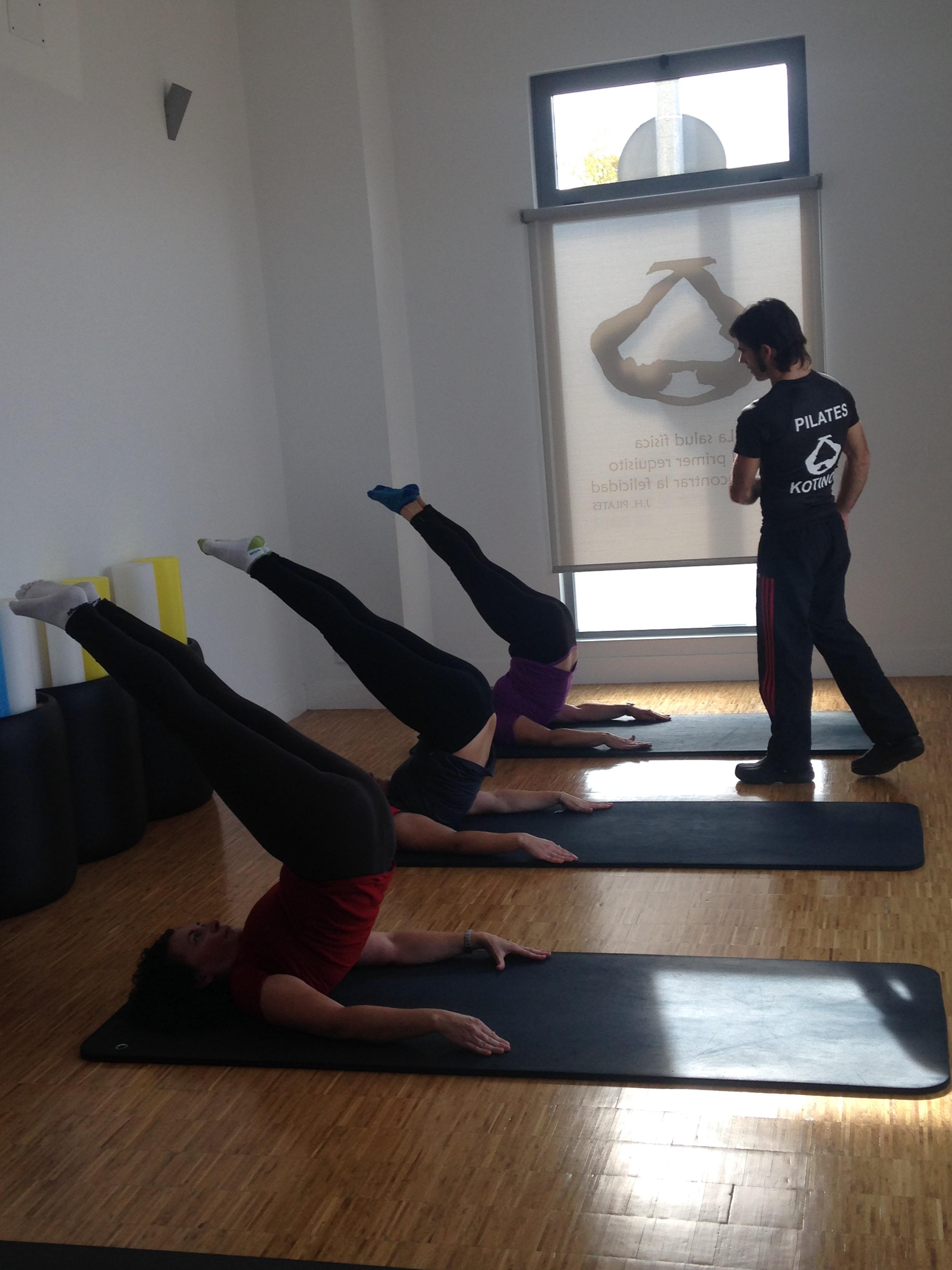 Evidencia científica en Pilates
