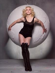 Madonna Pilates