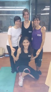 Kotinos en Pilates Classical Conference